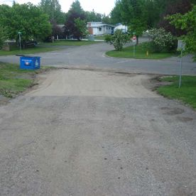driveway before 3