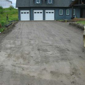 driveway before 2